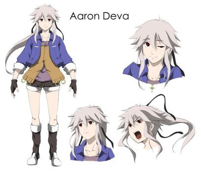 Aaron Deva by csy5150
