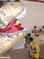 V Salon Manga LSYMI-Day 3:The Queen of the Tofus10 by Yafira