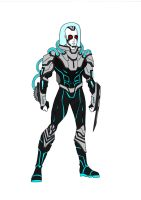 Mr Freeze Redesign! by Comicbookguy54321