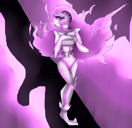 /The Pink Fire The Demon\FireNina. \ by Crazy1Science