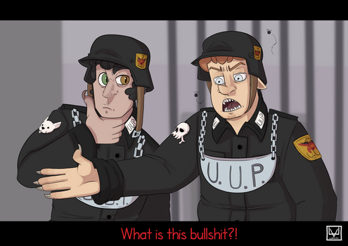 Cops by supaluilu