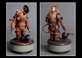 Bomb Squad 1 by FarawayPictures