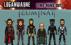 Illuminati (Time Runs Out) by LoganWaynee