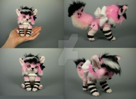 Deluxe Sparklepup: Cherribomb by WhittyKitty