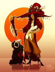 ARK: Witchsona 2015 by Empyrisan