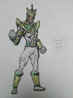 Lord Drakkon (color) by CheeseburgerJesus