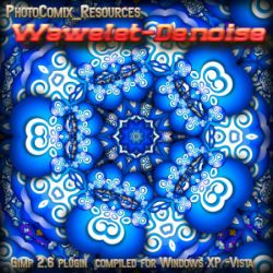 Gimp Wavelet-Denoise Win by photocomix-resources