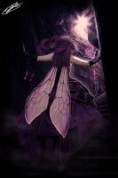 Madame Butterfly by LadyPingu
