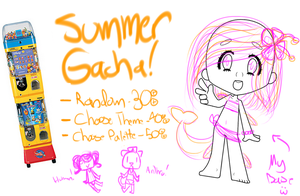 Summer Gacha - {OPEN} by witch-kun
