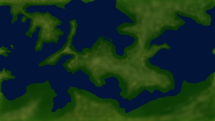 Rocky Planet map 7OF500. by Mgodmode