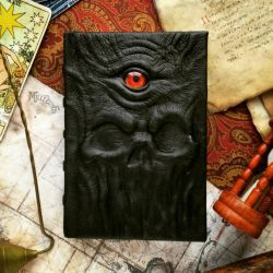 the third eye - small size by MilleCuirs