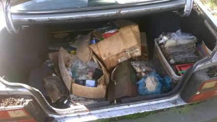 5- 1985 Mazda 626 - Project Brony Mobile - Trunk by hunterN05