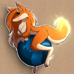Firefox by infinitedge2u