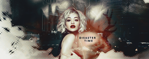 Firma015 - Disaster time 2.0 by MadeInSevila
