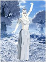 Lily the Frost Mistress by Shaelynn