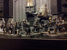 Death Korps of Krieg by tave32