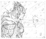 Thor panel 2 WIP by Marvin000