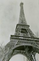 Tour Eiffel by Macca4ever