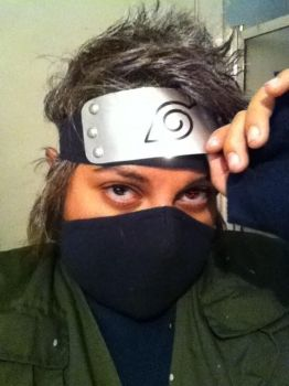 Kakashi Cosplay :) by LoveFoolosophy