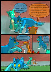 World of Wolves Page 46 by Sooty123