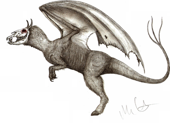 Jersey Devil....once again by Teratophoneus