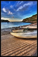 Lulworth Rowboats by Wivelrod