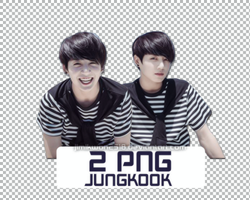 Pack PNG #135: BTS's JungKook by jimikwon2518