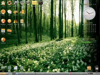 newest desktop - puppy linux by pixiedoll-talim