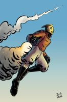 Rocketeer by Josh-Ulrich