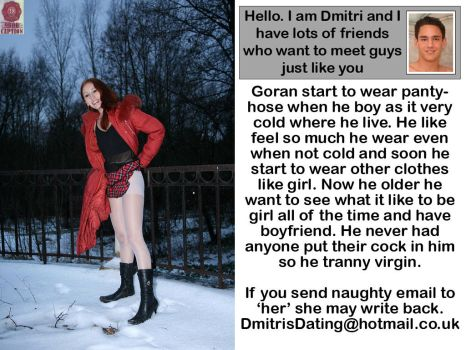 Dmitri's Dating-Goran by 9Bob