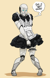 Just a Maid by Empty-Brooke
