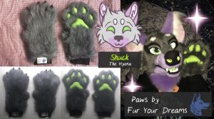 MOAR PAWS by FurYourDreams