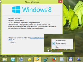 StartIsGone: disable Start button in Windows 8.1 by hb860