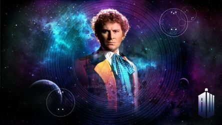 Colin Baker Wallpaper by Auton710