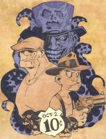 The Goon by KidNotorious