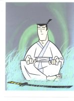 Samurai Jack Feeling Better by Eden07