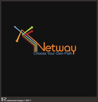 Netway Logo by ThisModernDay