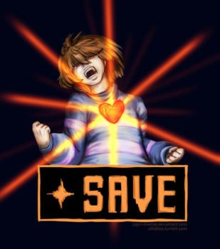 SAVE ! by v0idless