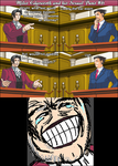 Miles Edgeworth and His Sexual Puns #6 by DarkMatter89