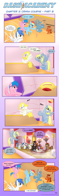 Dash Academy 3- Crash Course 8 by SorcerusHorserus