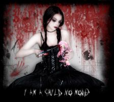 Child no more... by Tortured-Raven