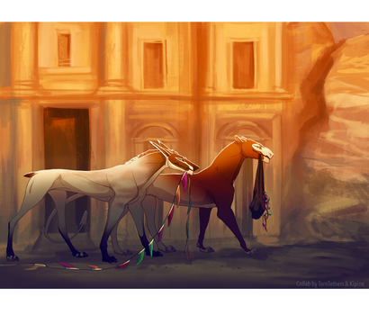 WoR: Warm Evening by TornTethers
