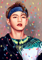You Never Walk Alone [Taehyung] by bbluebellies