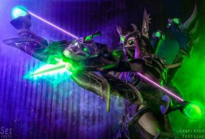Heroes of the Storm - Master Sylvanas (5) by Feyische