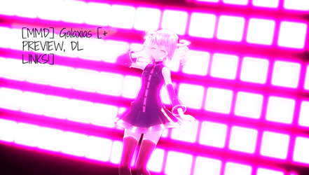 [MMD] Galaxias by orphan-appearance