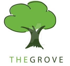 The Grove Logo v.3 by SerafinaMoon