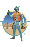 Greedo by LucasMarangon