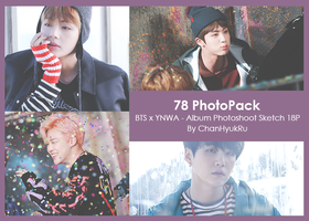 78 / BTS x YOU NEVER WALK ALONE - APS PhotoPack by ChanHyukRu
