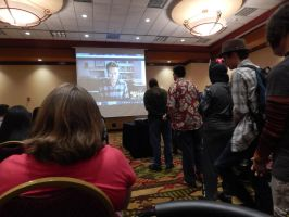 TFCON James Roberts Q and A 1.6 by transformersnewfan