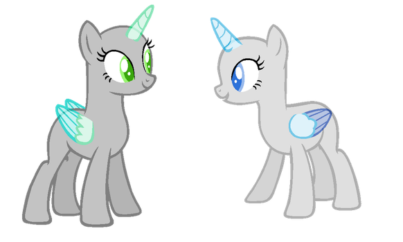 Good Friends :Base: by iVuiAdopts